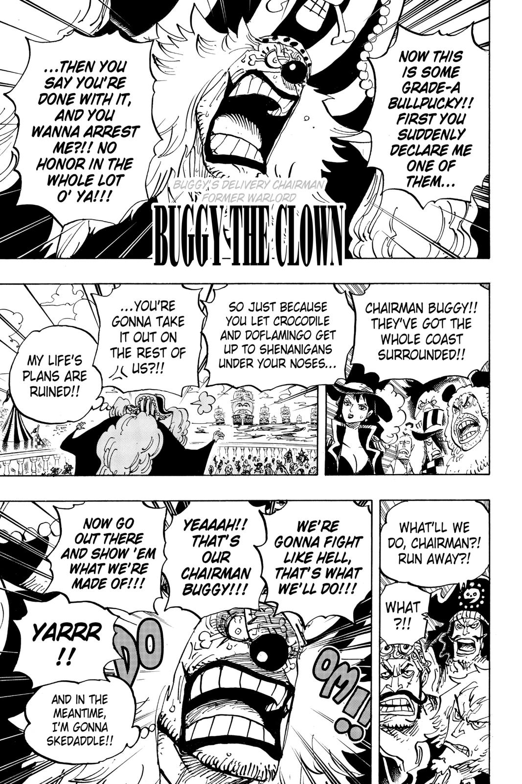 One Piece, Chapter 956 image 015