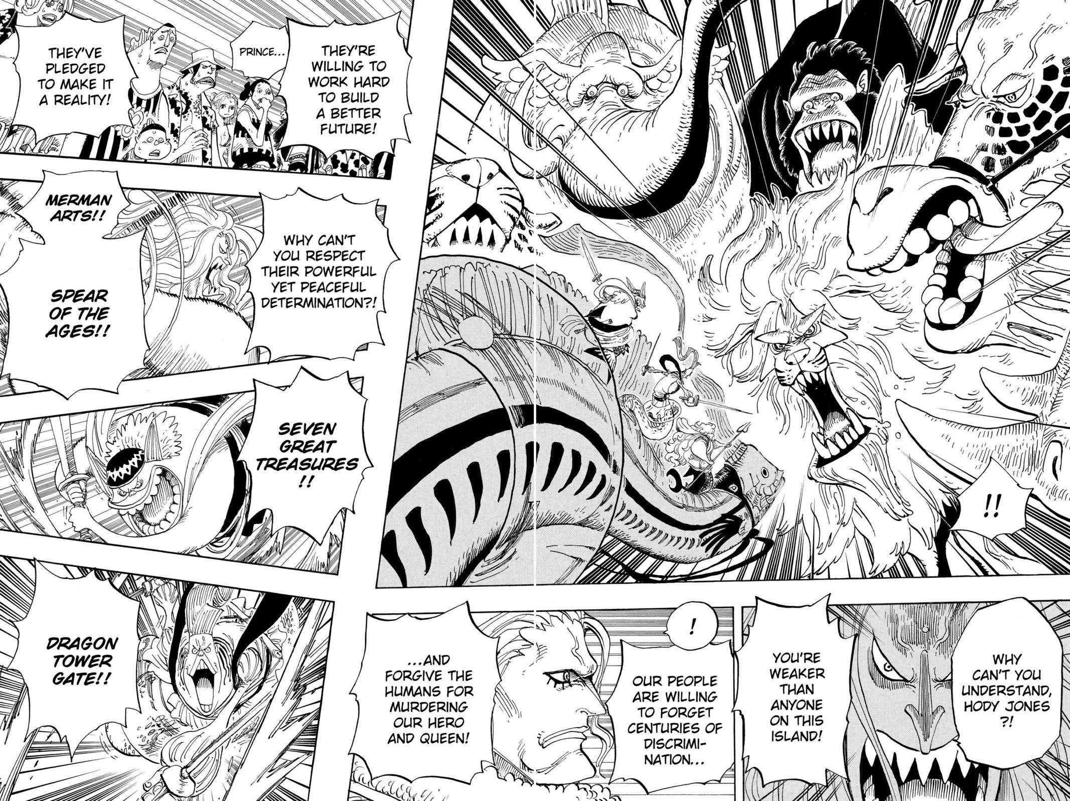 One Piece, Chapter 631 image 013