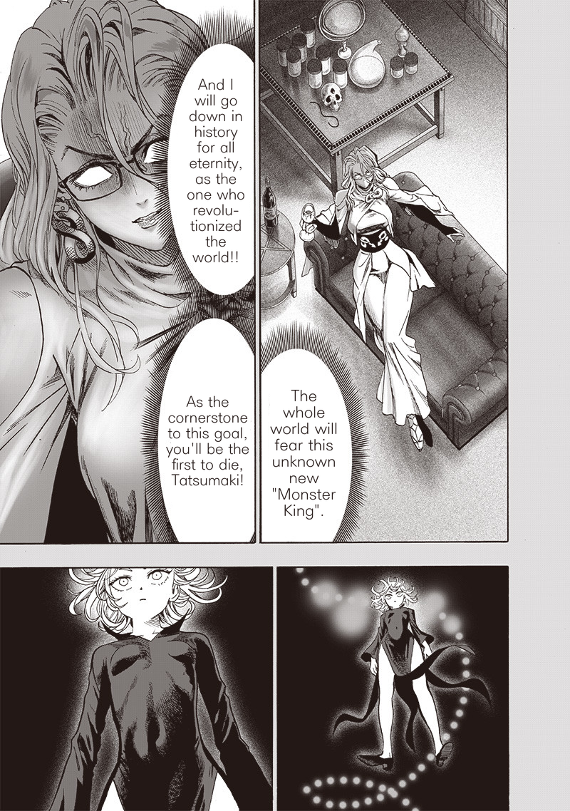 One Punch Man, Chapter One-Punch Man 123 image 020