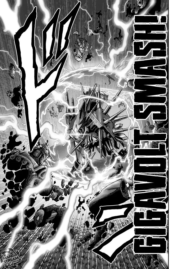 One Punch Man, Chapter Onepunch-Man 99.4 image 032