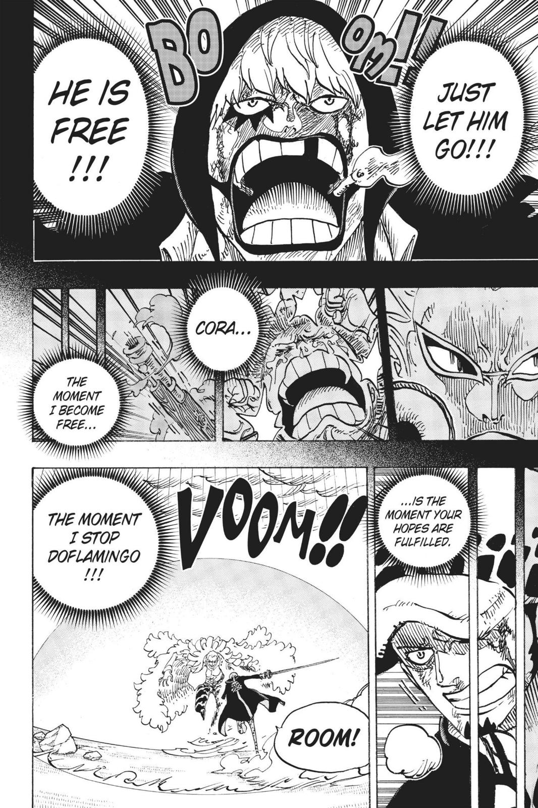 One Piece, Chapter 768 image 002