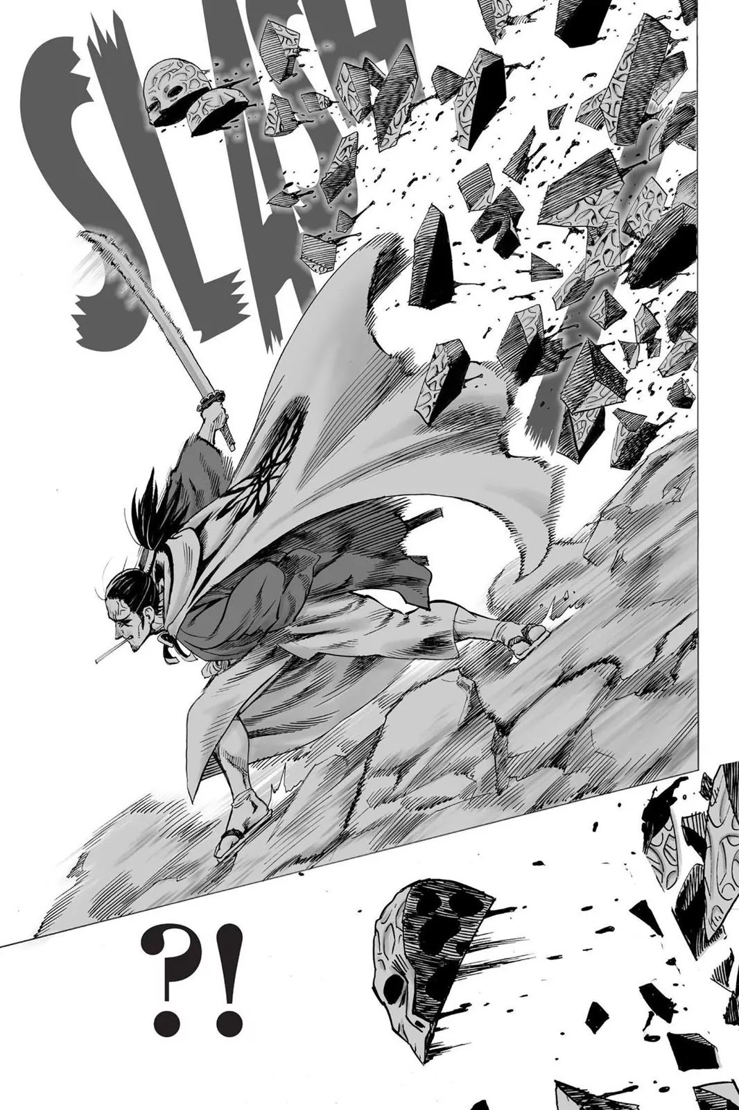 One Punch Man, Chapter Onepunch-Man 32 image 039