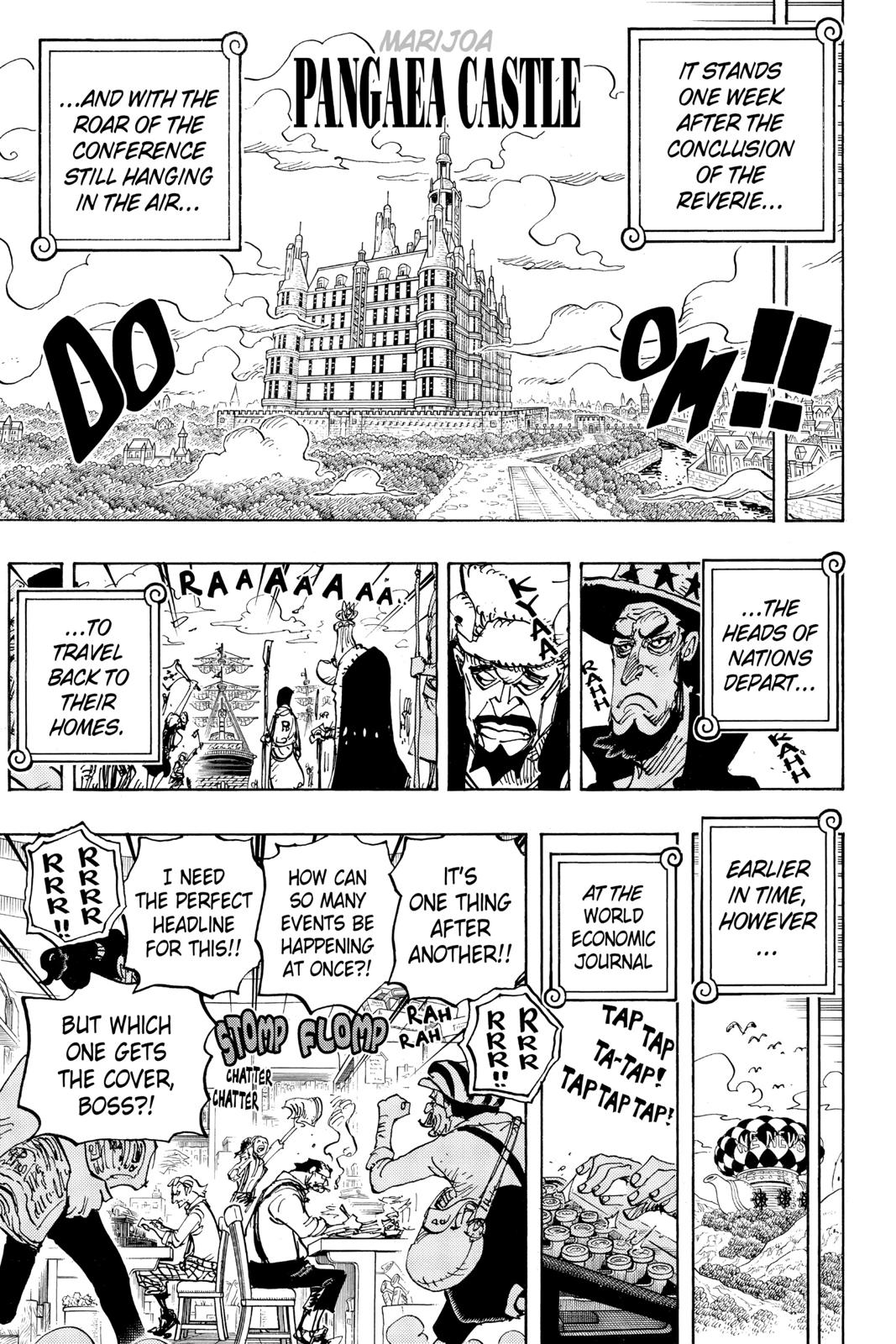 One Piece, Chapter 956 image 005