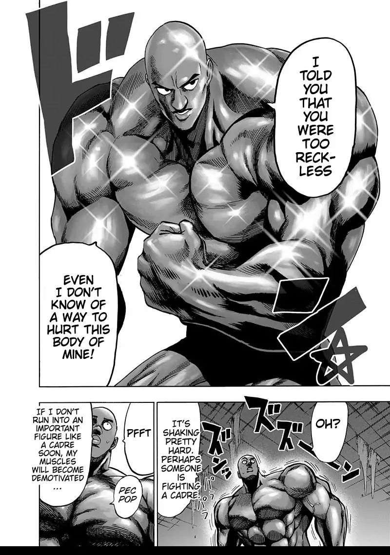 One Punch Man, Chapter Onepunch-Man 106 image 016