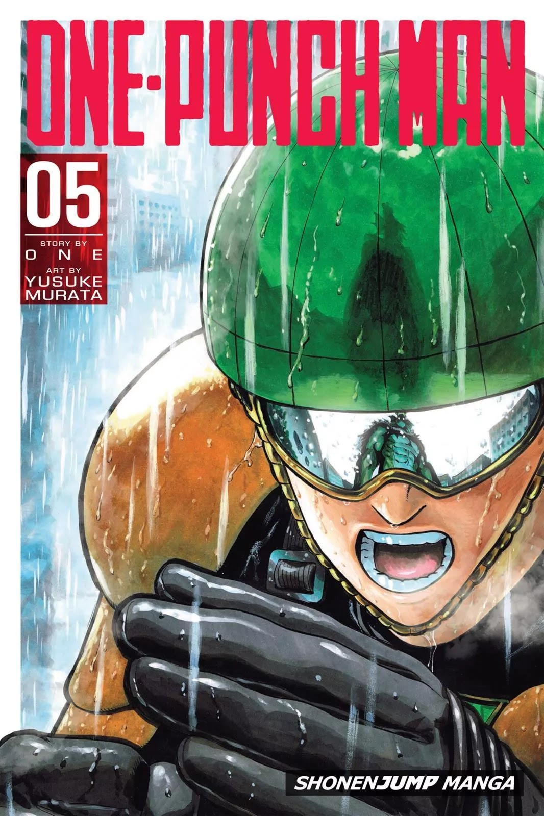 One Punch Man, Chapter Onepunch-Man 25 image 001