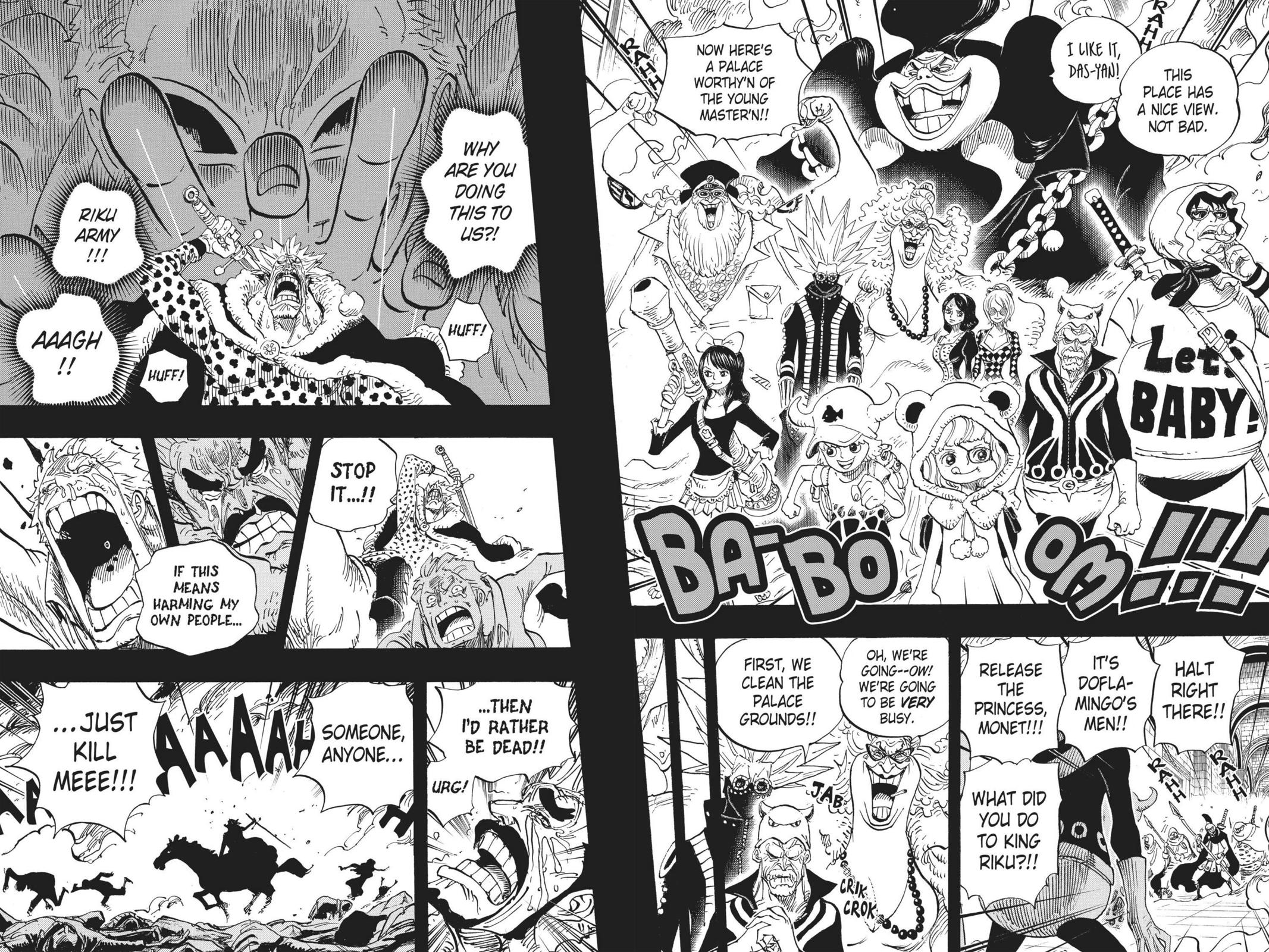 One Piece, Chapter 728 image 004