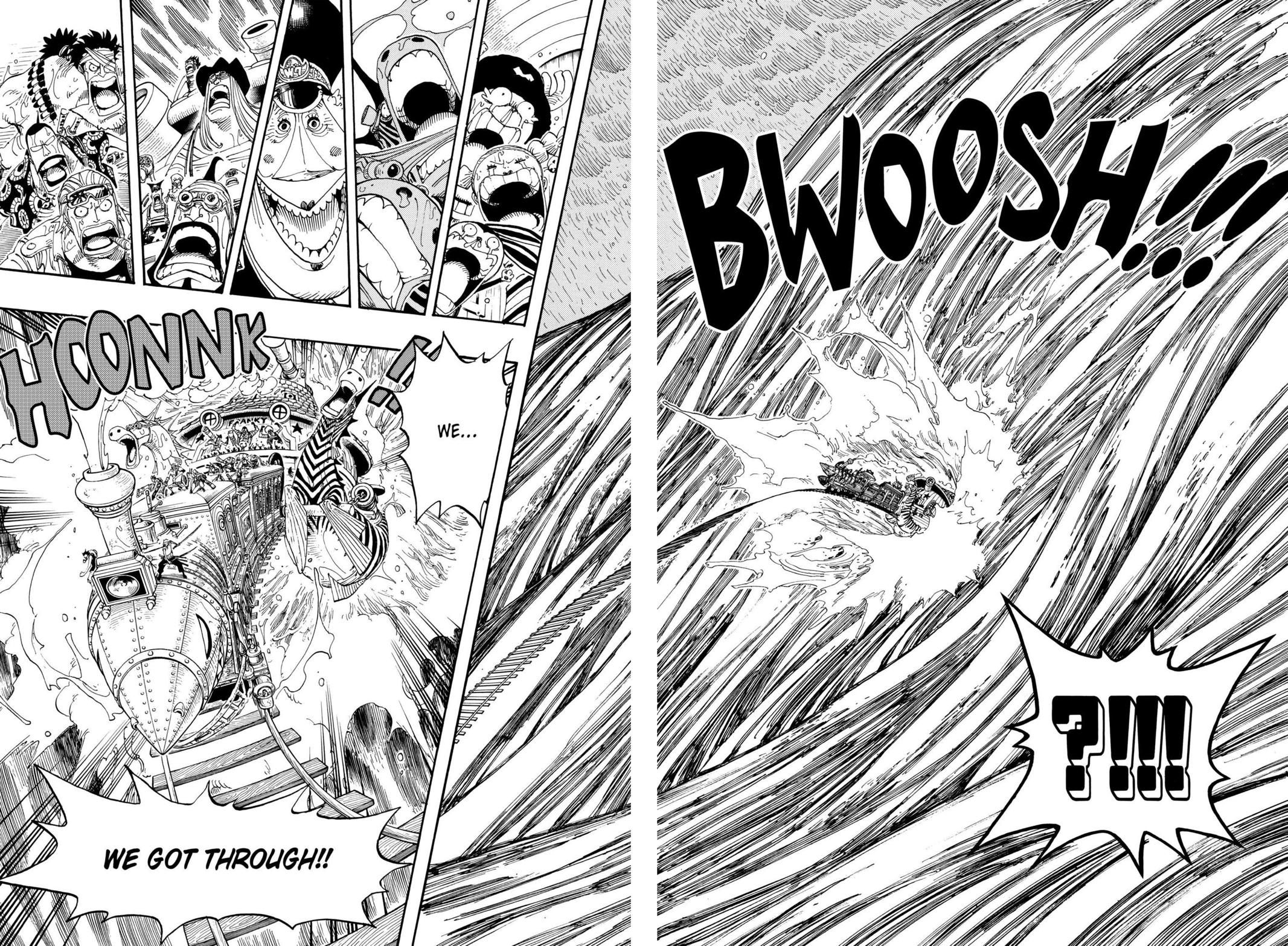 One Piece, Chapter 367 image 008