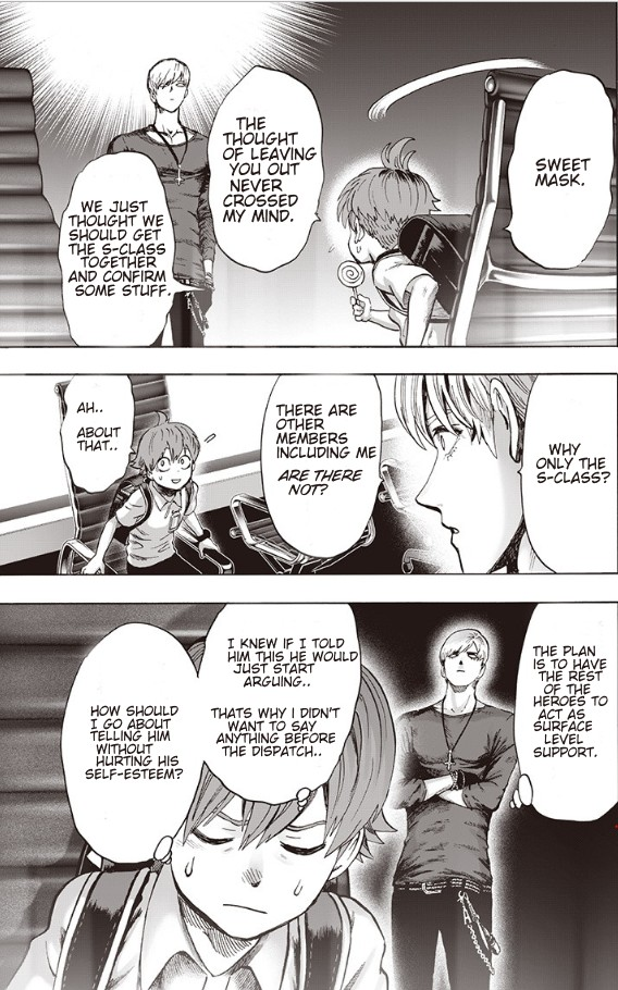 One Punch Man, Chapter Onepunch-Man 93 image 015