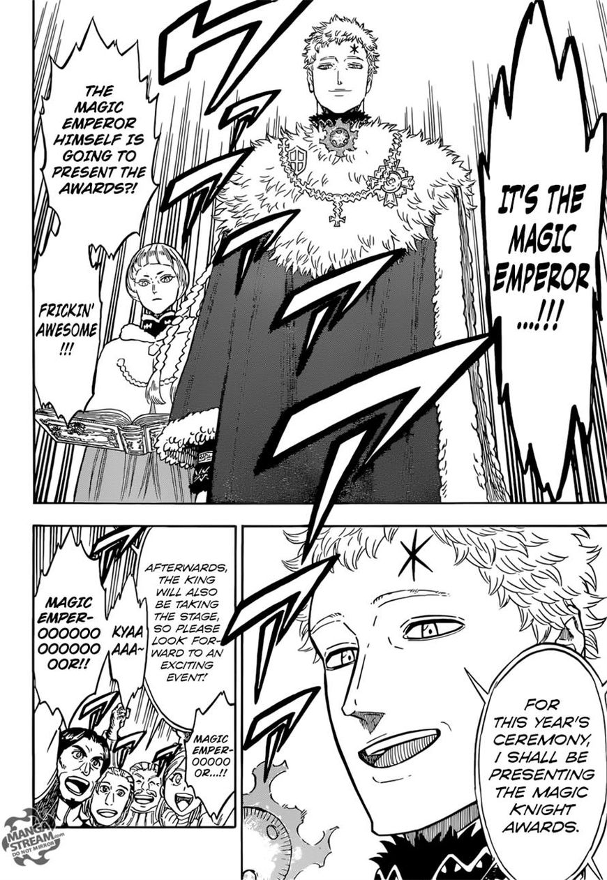 Black Clover, Chapter 105 The Two New Faces image 005