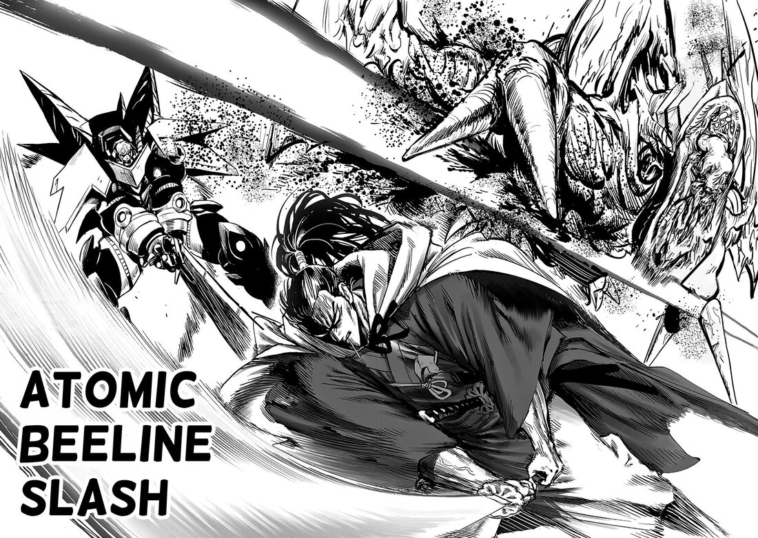 One Punch Man, Chapter One-Punch Man 138 image 020