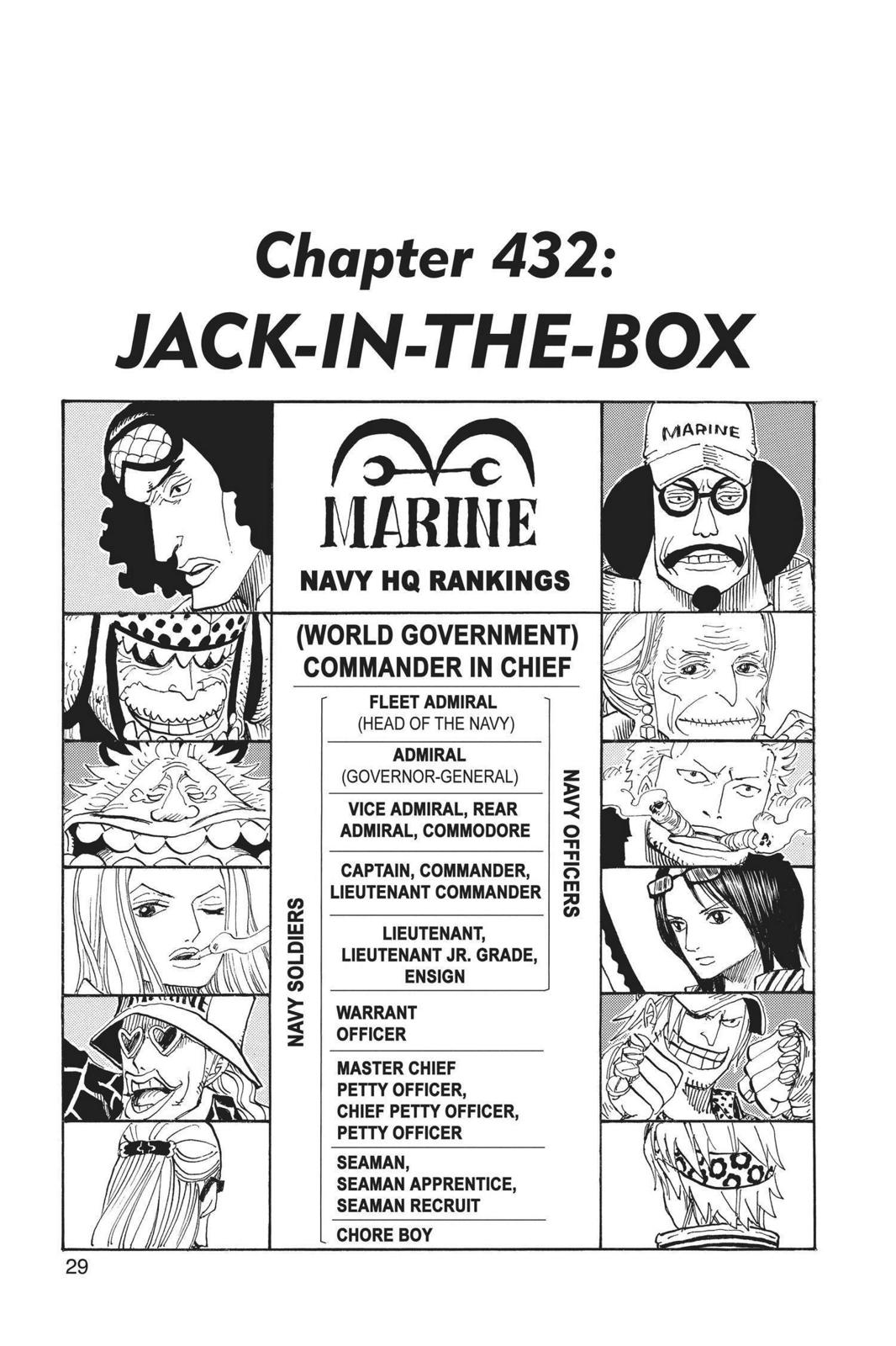 One Piece, Chapter 432 image 001
