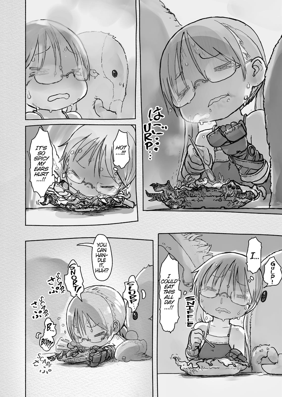 Made In Abyss, Chapter Hello,Abyss 44 image 012