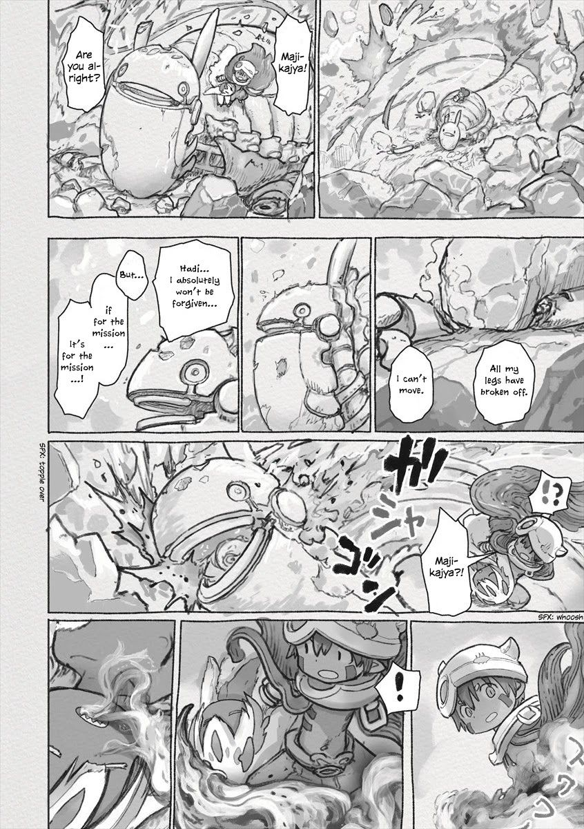 Made In Abyss, Chapter 60 Gold image 006