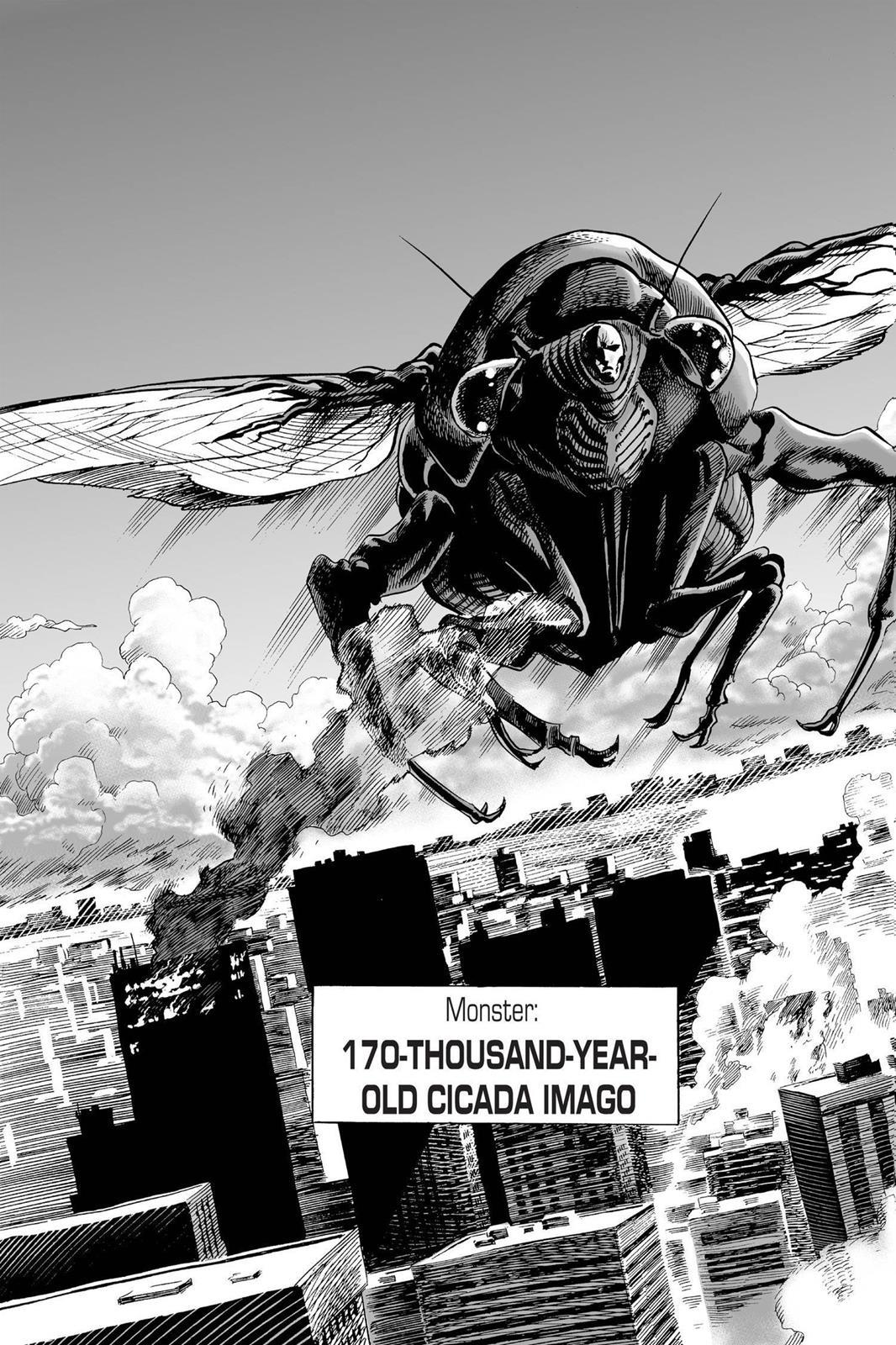 One Punch Man, Chapter Onepunch-Man 20.5 image 025