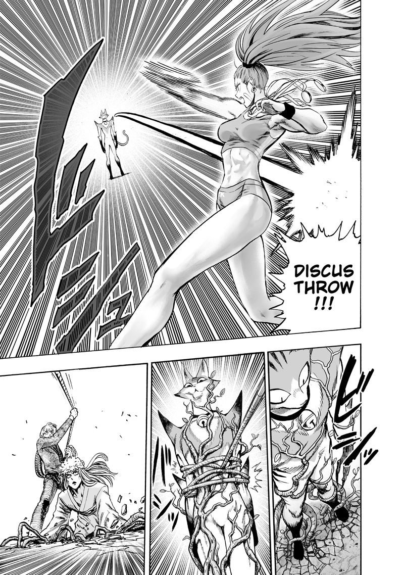 One Punch Man, Chapter One-Punch Man 116 image 019