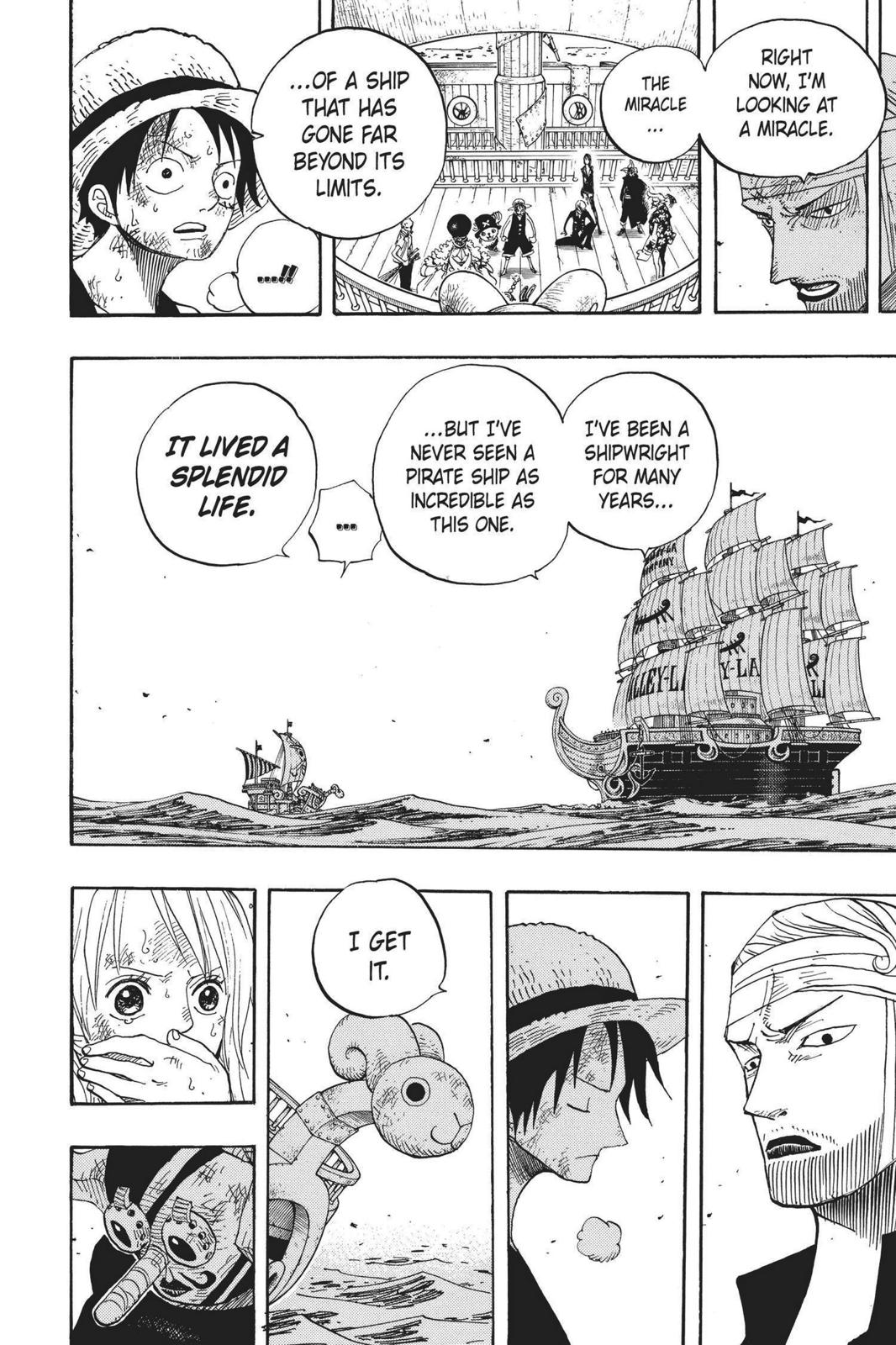 One Piece, Chapter 430 image 010