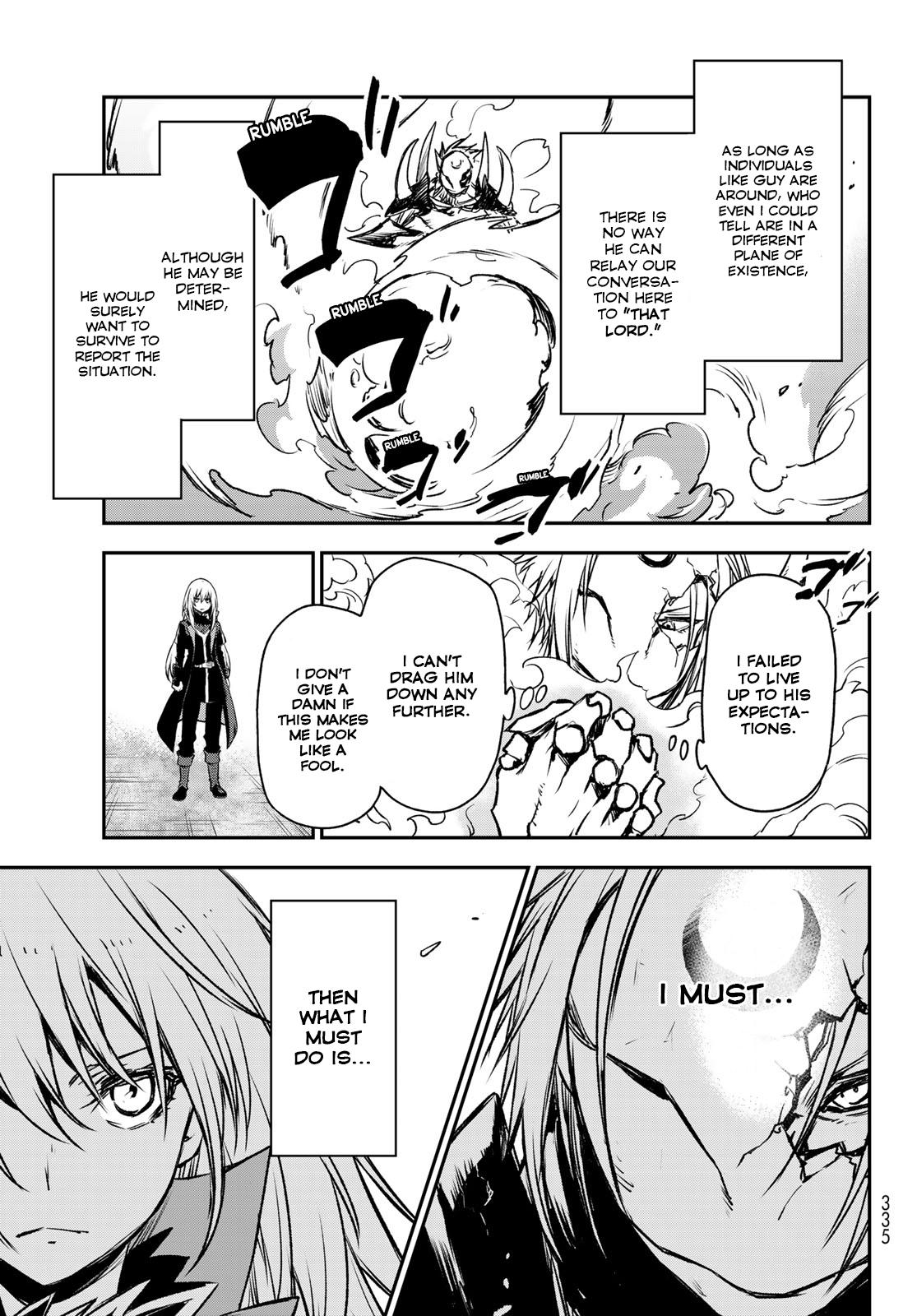 That Time I Got Reincarnated As A Slime, Chapter 85 image 008