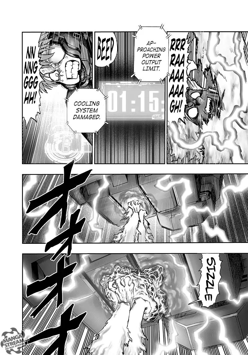 One Punch Man, Chapter Onepunch-Man 99.3 image 029