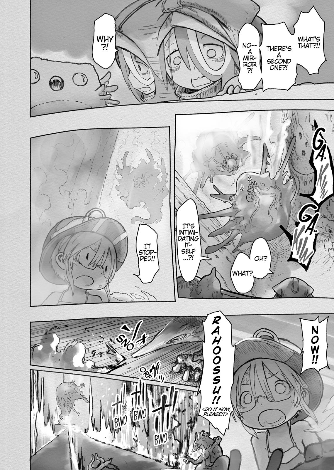 Made In Abyss, Chapter Hello,Abyss 46 image 038