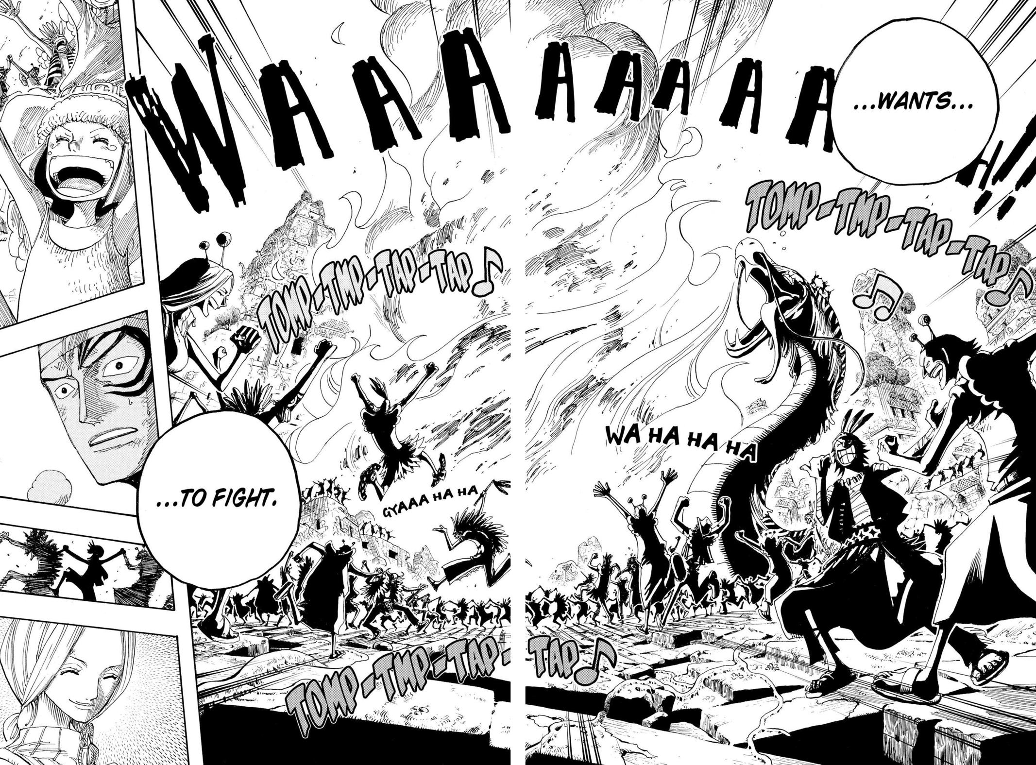 One Piece, Chapter 300 image 015