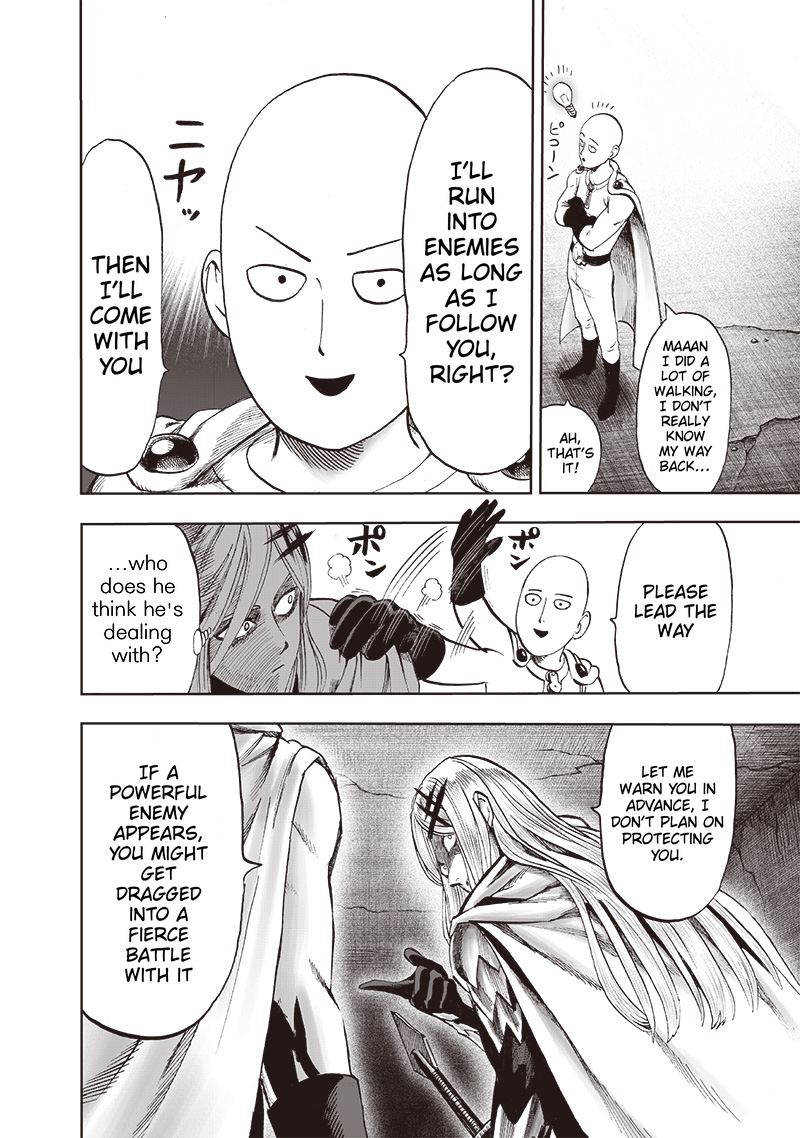 One Punch Man, Chapter One-Punch Man 115 image 026