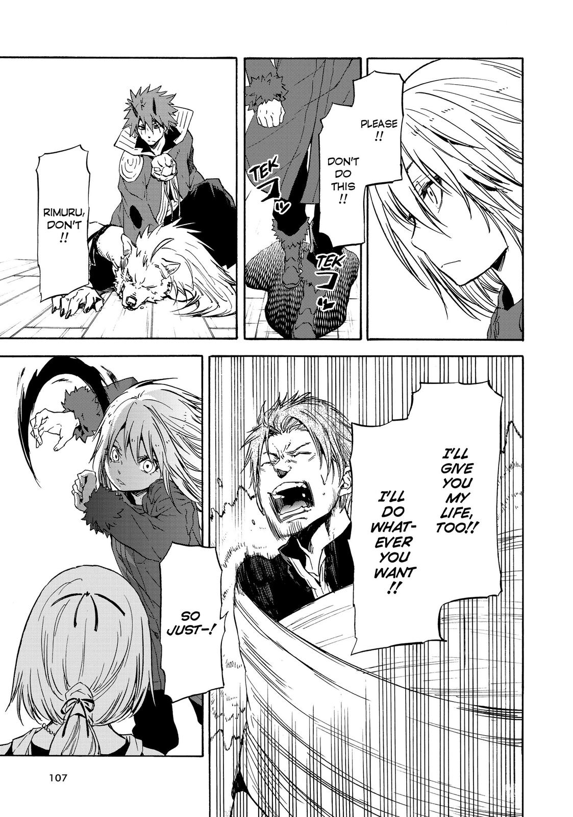 That Time I Got Reincarnated As A Slime, Chapter 61 image 021