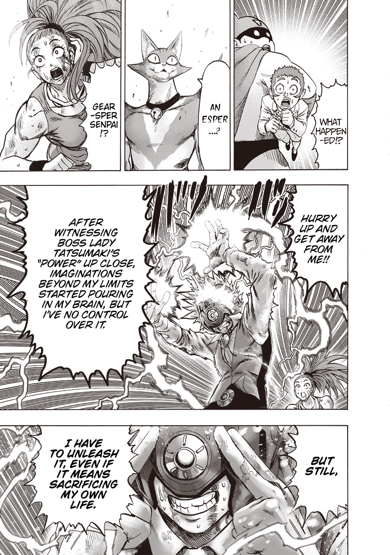 One Punch Man, Chapter One-Punch Man 117 image 006