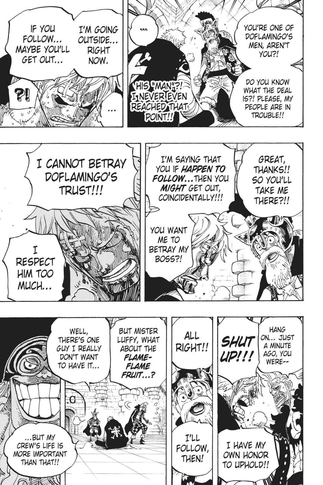 One Piece, Chapter 731 image 013