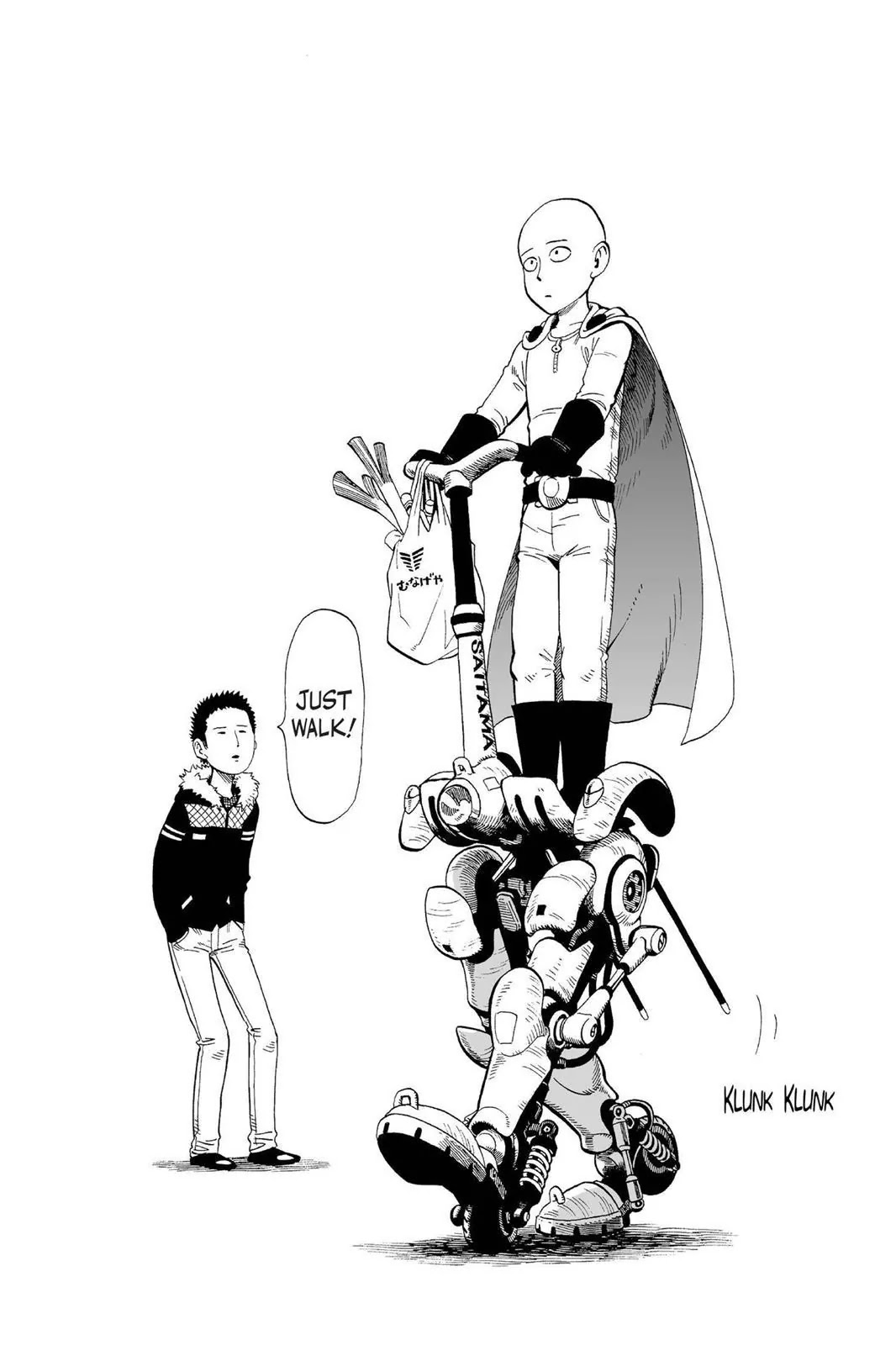 One Punch Man, Chapter Onepunch-Man 4 image 024