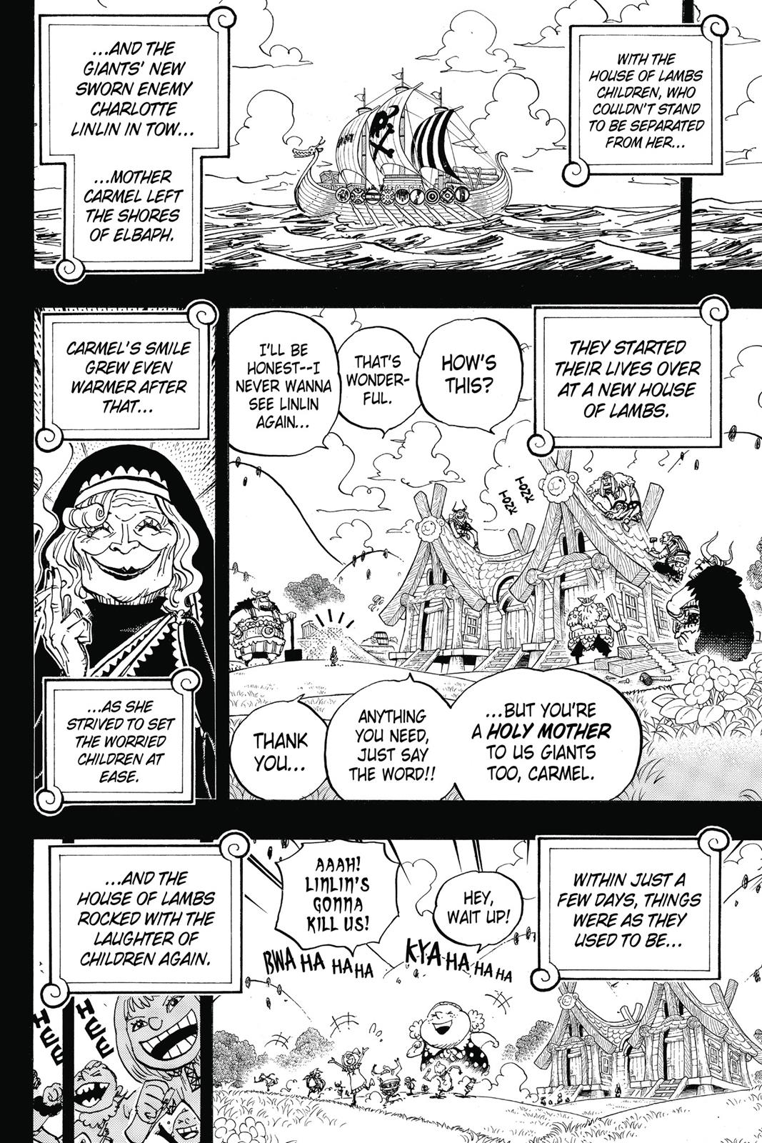 One Piece, Chapter 867 image 008