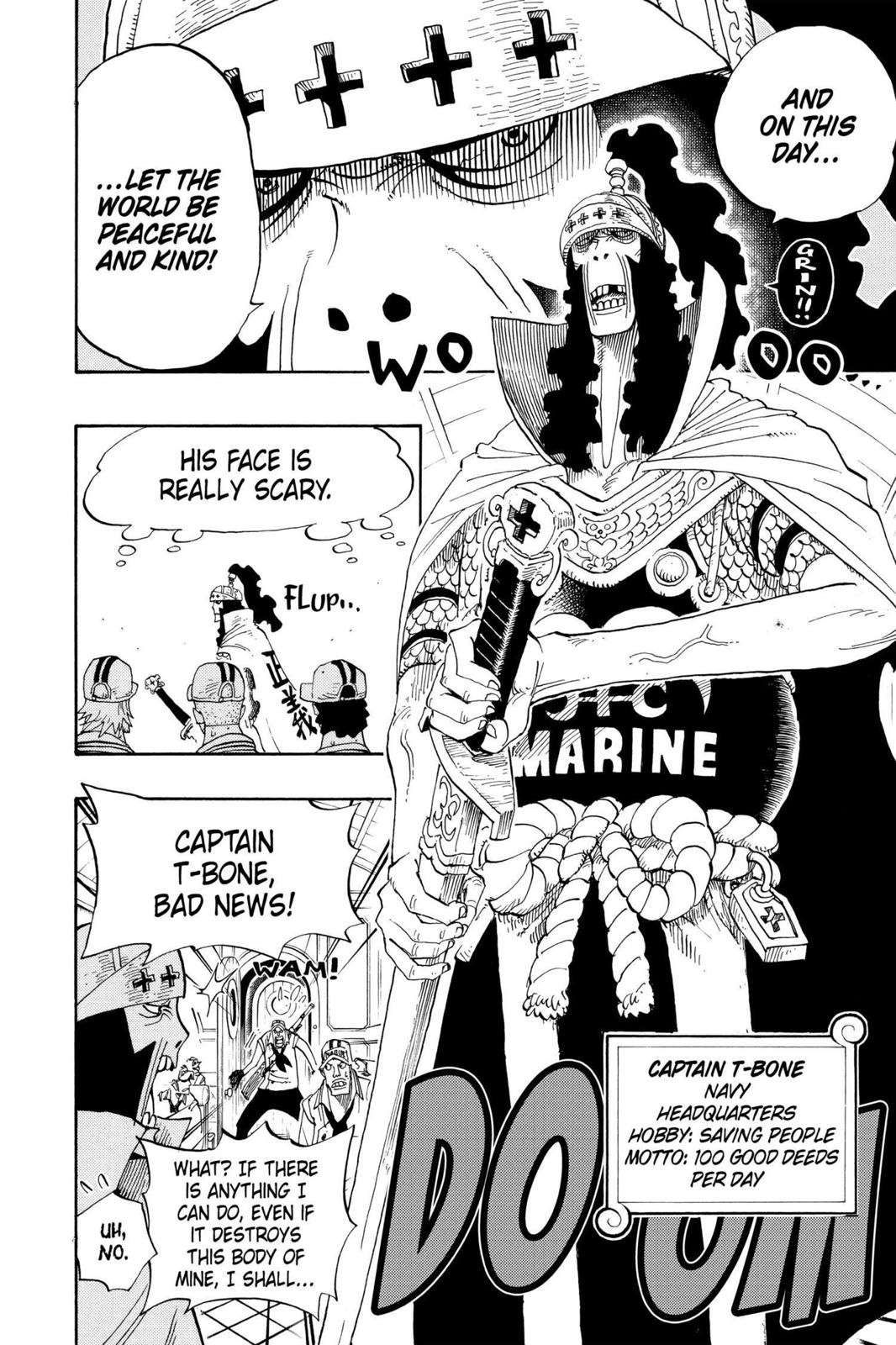 One Piece, Chapter 366 image 016