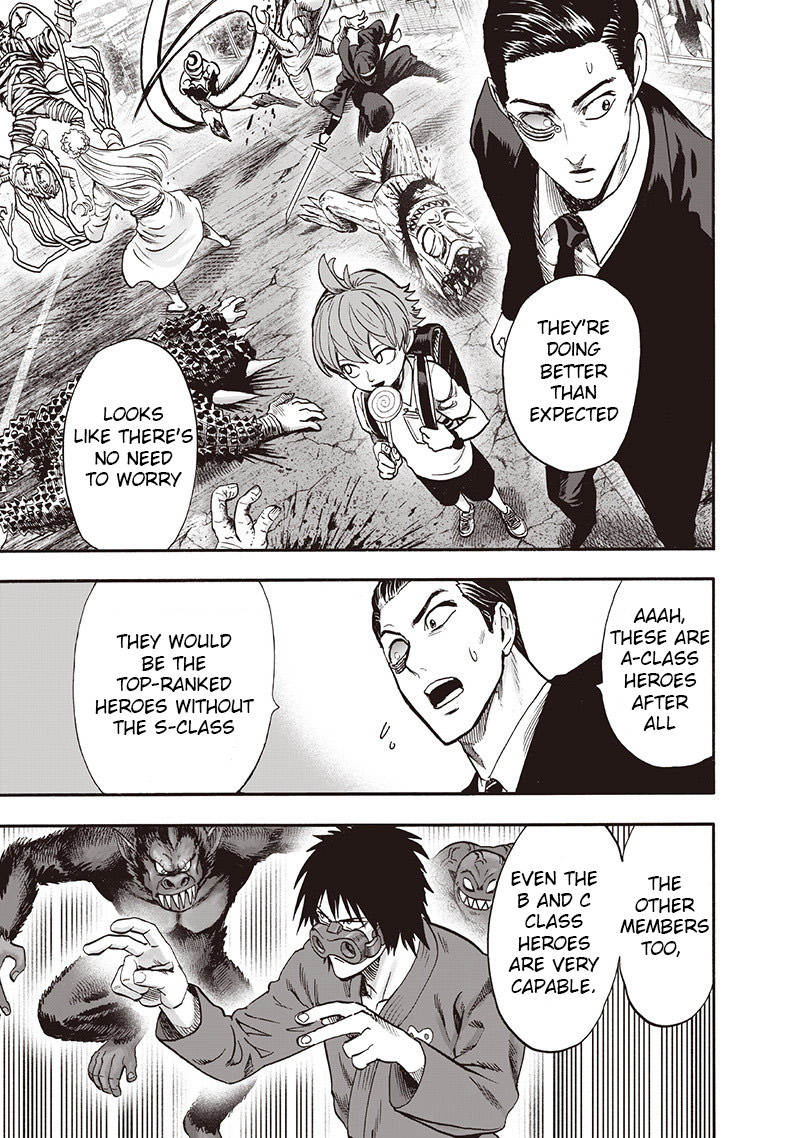 One Punch Man, Chapter Onepunch-Man 94 image 061