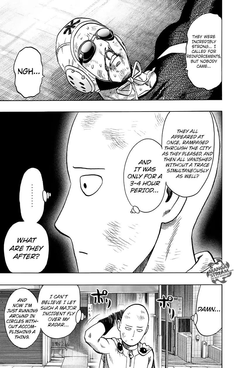 One Punch Man, Chapter Onepunch-Man 76 image 014