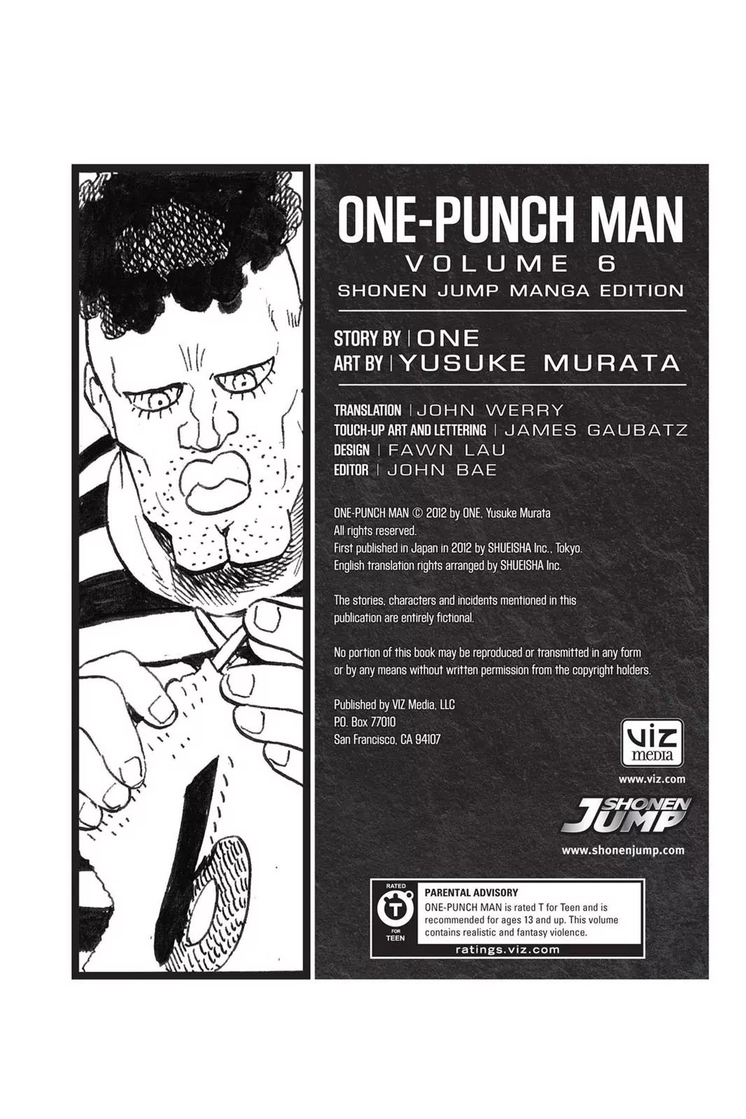 One Punch Man, Chapter Onepunch-Man 34.5 image 022