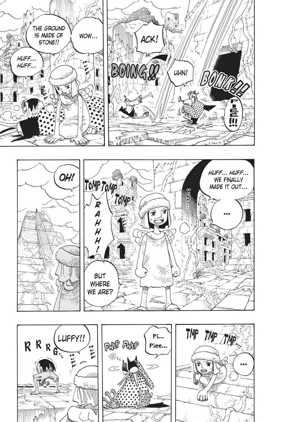 One Piece, Chapter 277 image 010