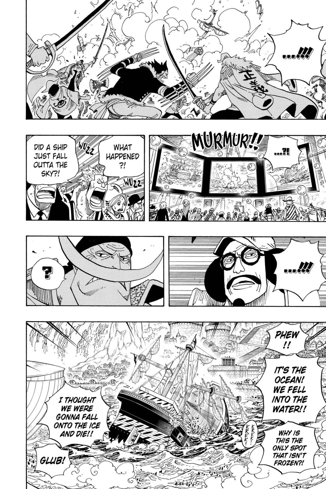 One Piece, Chapter 557 image 006