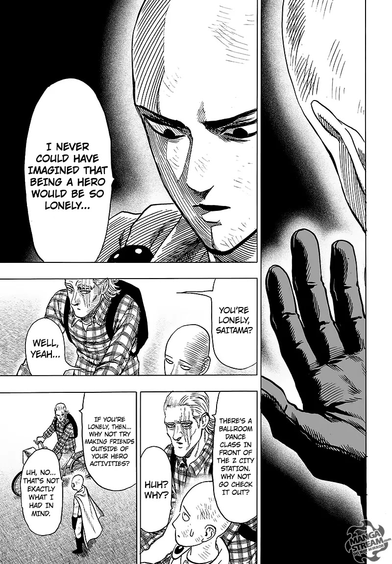 One Punch Man, Chapter Onepunch-Man 77 image 010