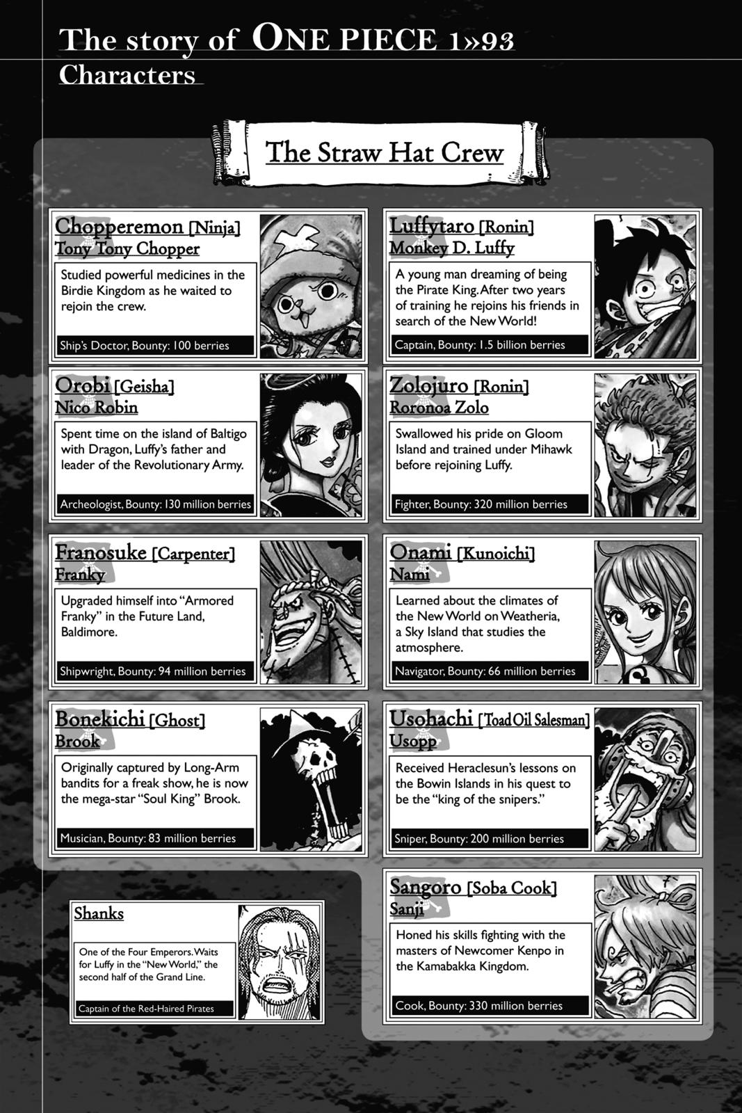 One Piece, Chapter 932 image 004
