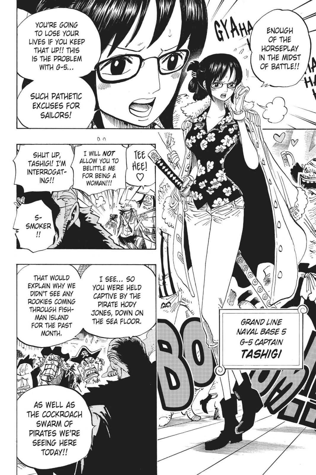 One Piece, Chapter 652 image 016