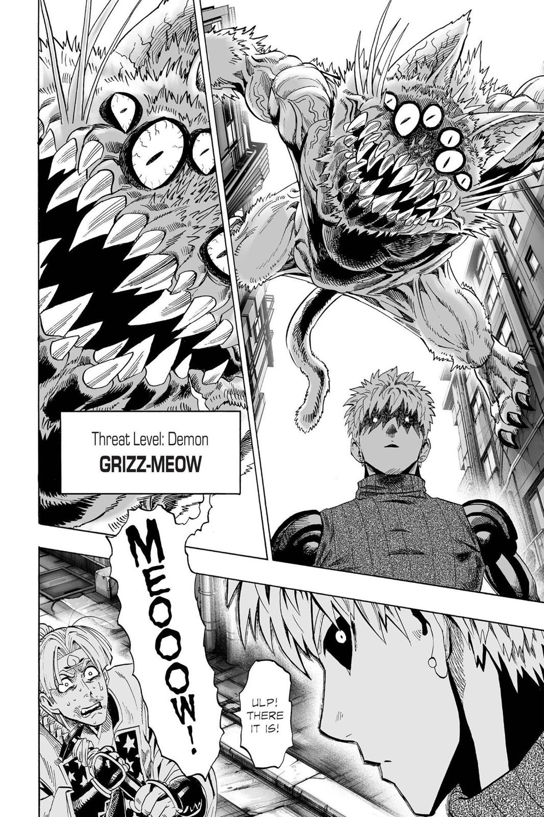 One Punch Man, Chapter Onepunch-Man 40.5 image 010