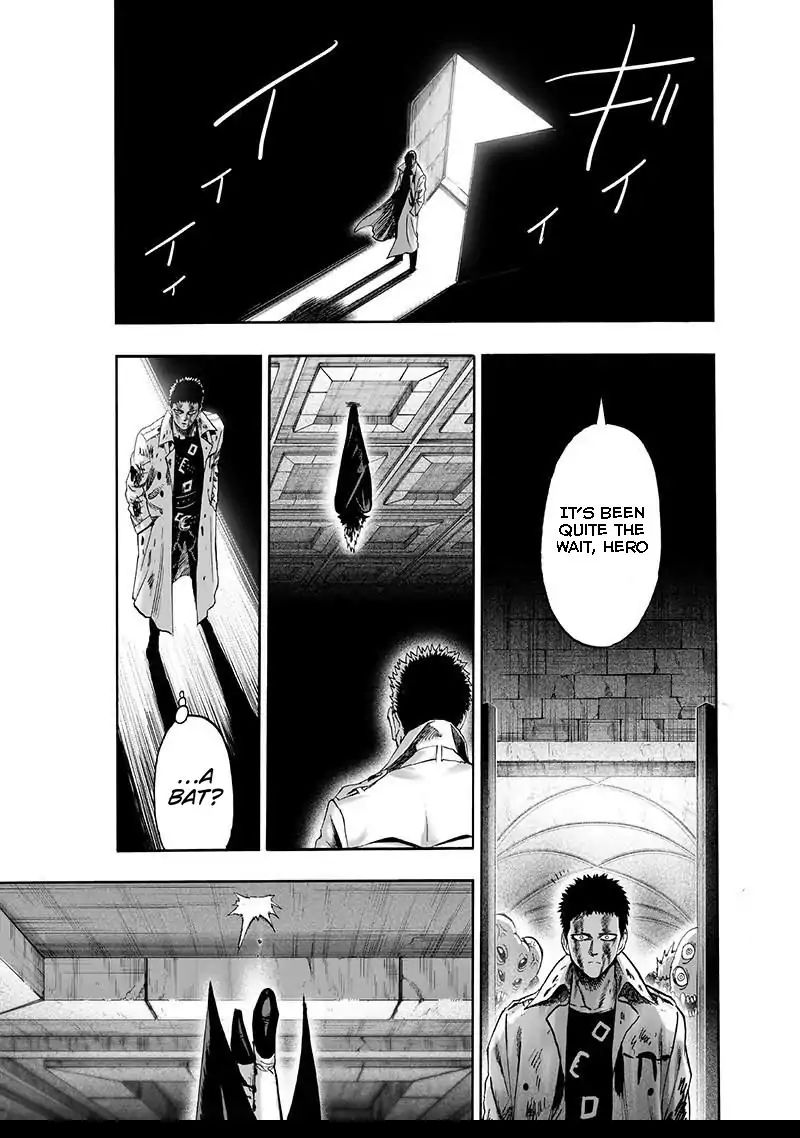 One Punch Man, Chapter Onepunch-Man 101 image 012