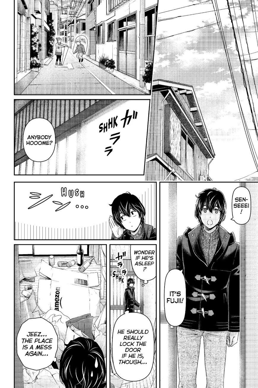 Domestic Girlfriend, Chapter 210 A Certain Writer's Past image 007