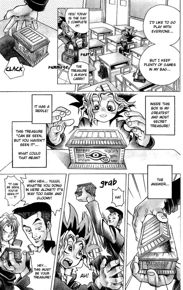 Yu Gi Oh, Chapter Vol.01 Ch.001 - The God Puzzle image 009