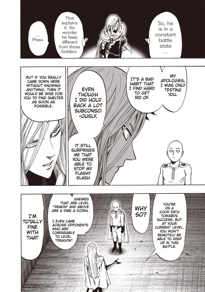 One Punch Man, Chapter One-Punch Man 115 image 024
