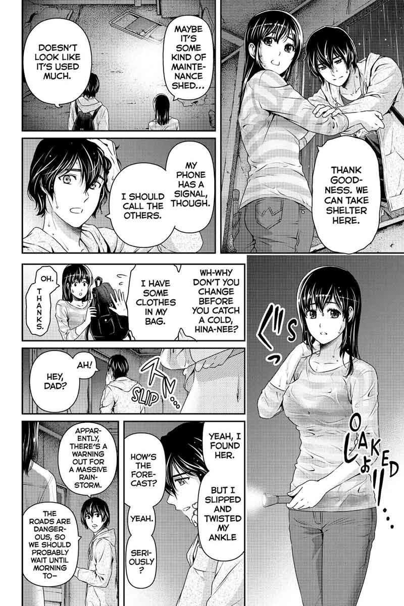Domestic Girlfriend, Chapter 154 Unforsakable Memories image 016
