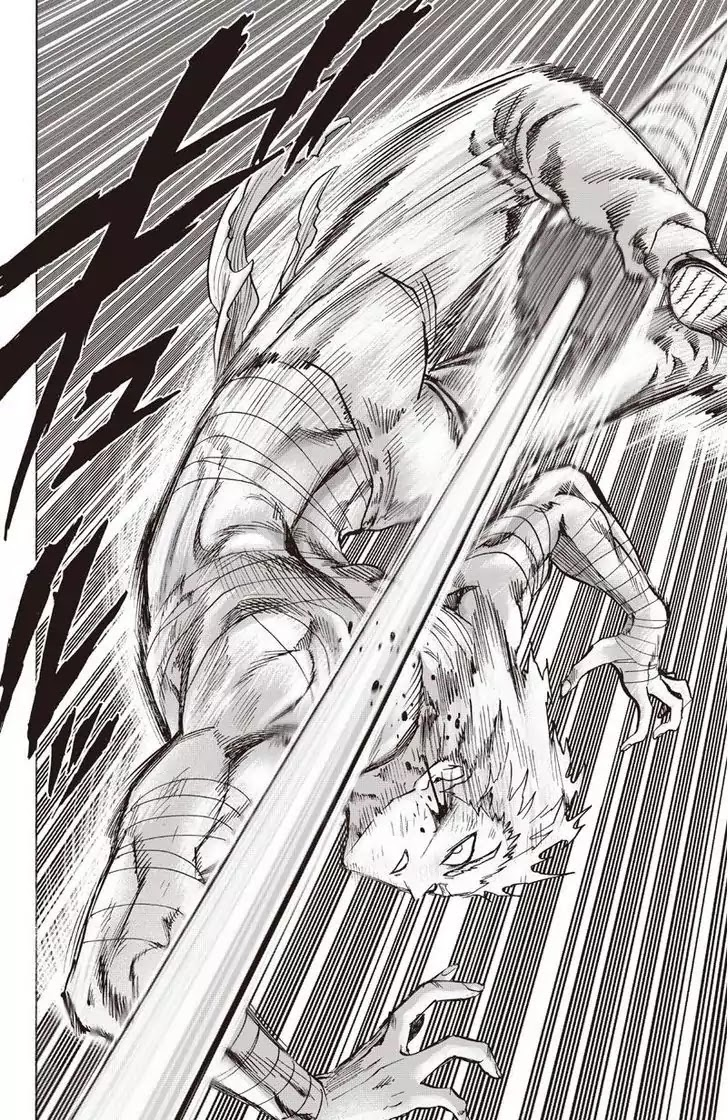One Punch Man, Chapter Onepunch-Man 81 image 020