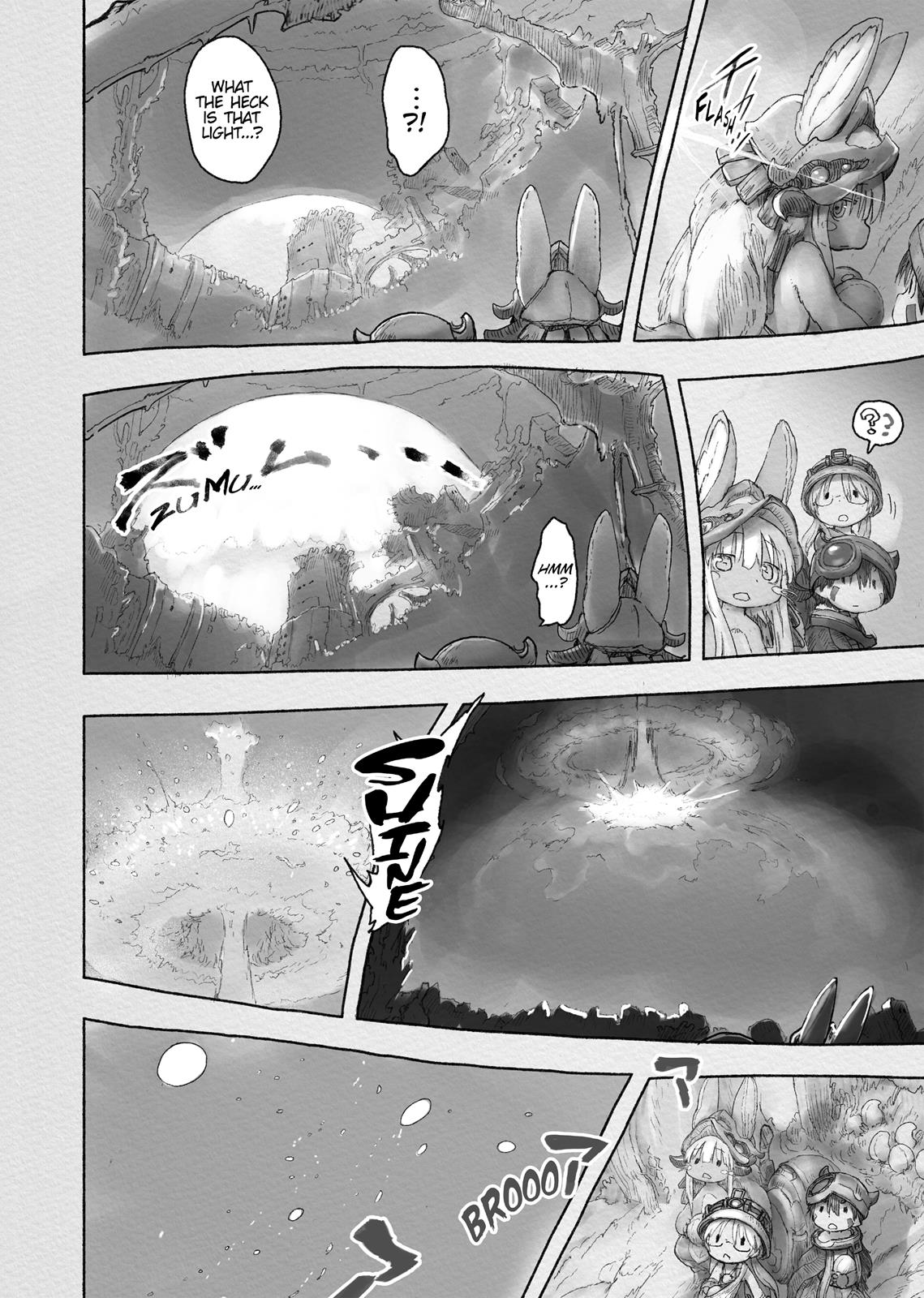 Made In Abyss, Chapter Hello,Abyss 39 image 022