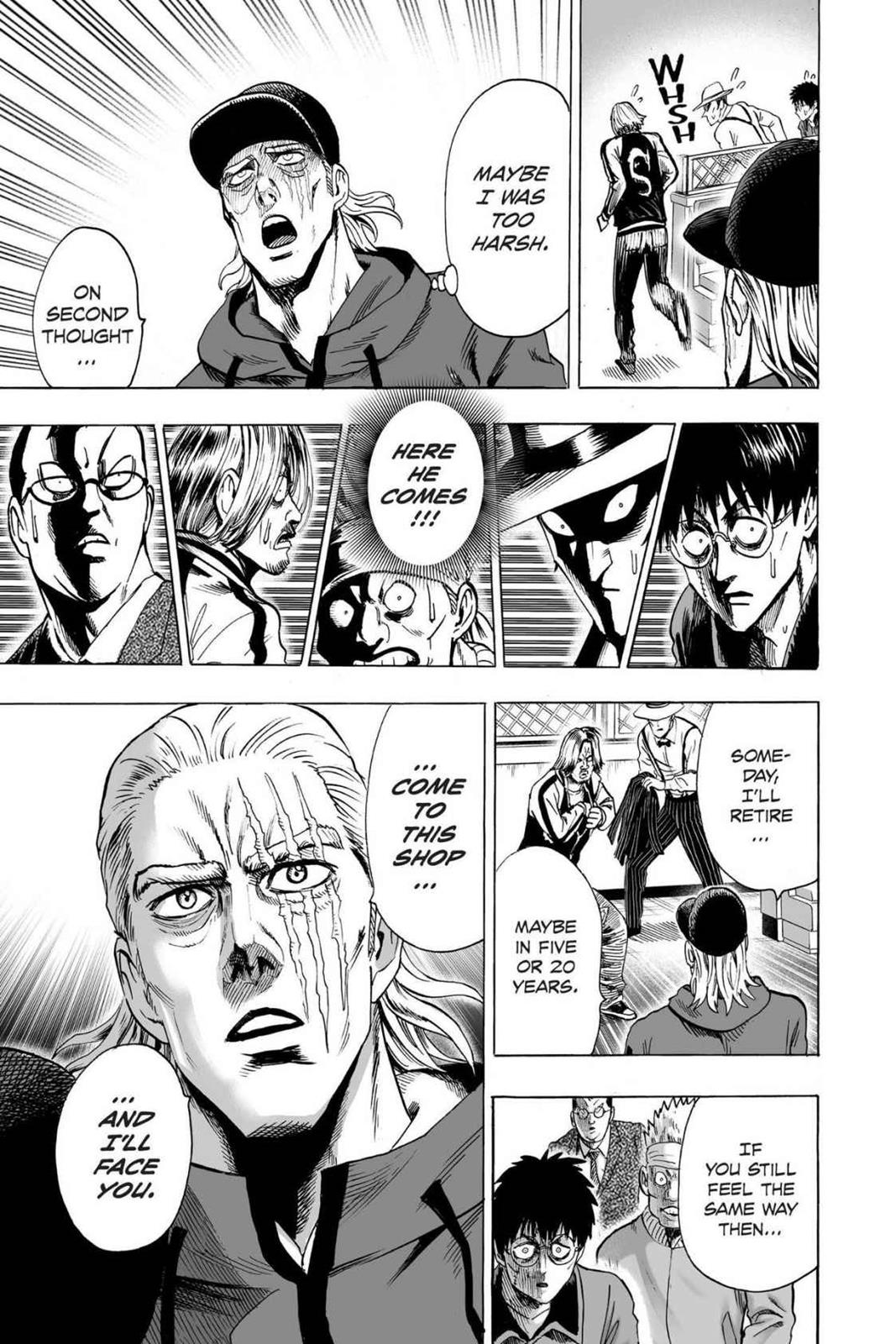 One Punch Man, Chapter Onepunch-Man 67.5 image 012