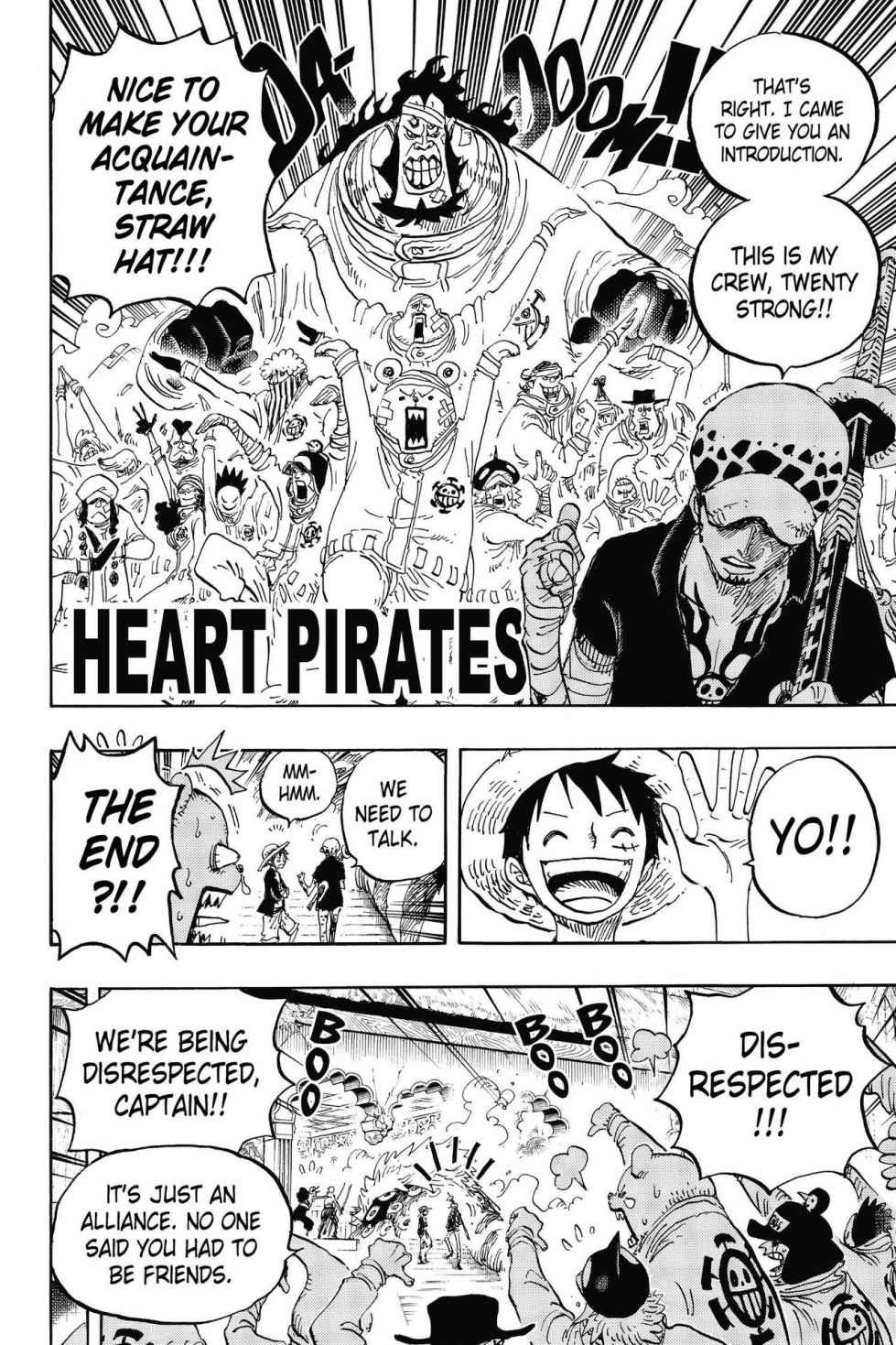 One Piece, Chapter 815 image 012