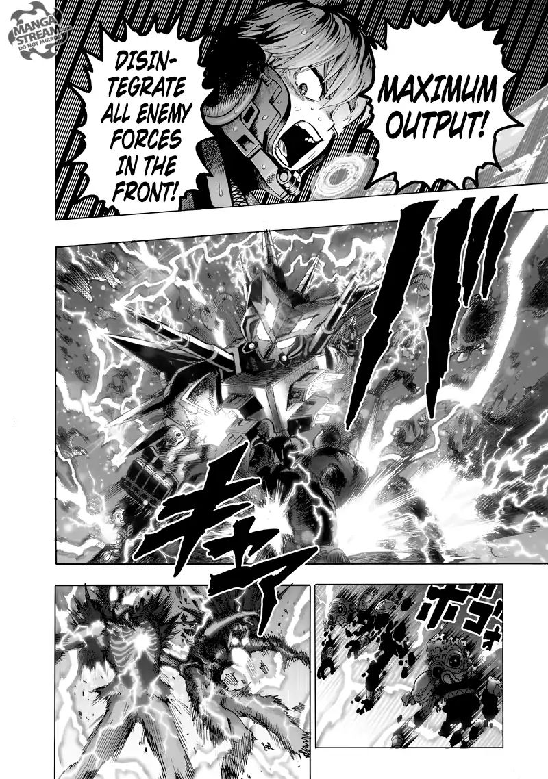 One Punch Man, Chapter Onepunch-Man 99.4 image 031